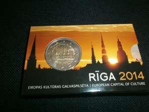Rīga - Eiropas kultūras galvaspilsēta 2014 (BU)