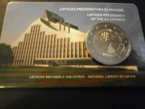 The Latvian Presidency of the Council of the EU (BU)