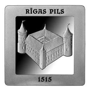 Rīgas pilij 500
