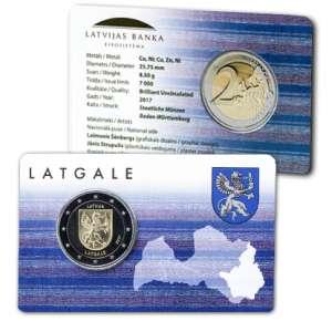 2 EURO / Latgale / BU